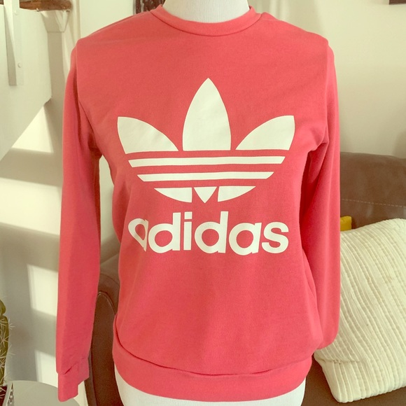 adidas Other - Sold 🎈Adidas Originals Trefoil Crew Sweatshirt
